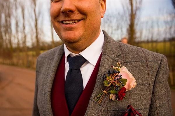 Jack Haddon florist supports National Wear A Flower Week