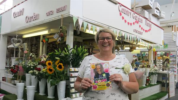 Country Garden Florist supports National Wear A Flower Week