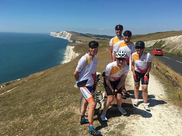 Charity calls on cyclists in pursuit of a cure - Randonnee for research