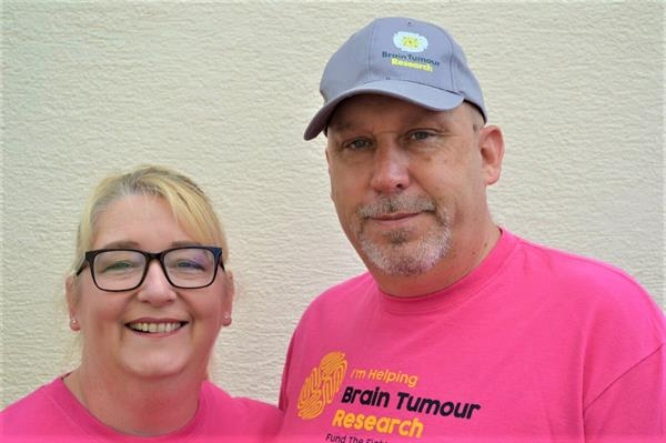 Wife reveals devastating cost of husband's brain tumour diagnosis New report from the Brain Tumour Research charity highlights punishing financial burden