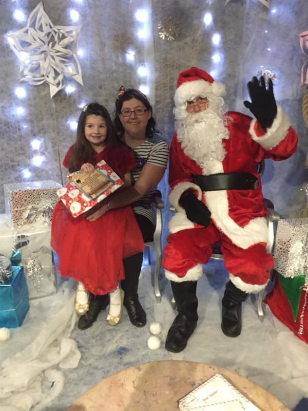 Seven-year-old launches Christmas appeal for Brain Tumour Research