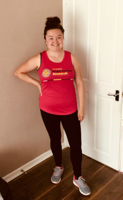Niece pays tribute to late auntie with Great North Run challenge