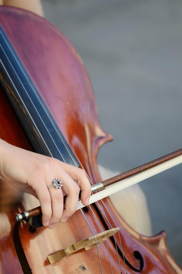 Cello concert hits the right note for Brain Tumour Research