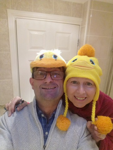 Mum gets her Hat on for Brain Tumour Research in memory of daughter
