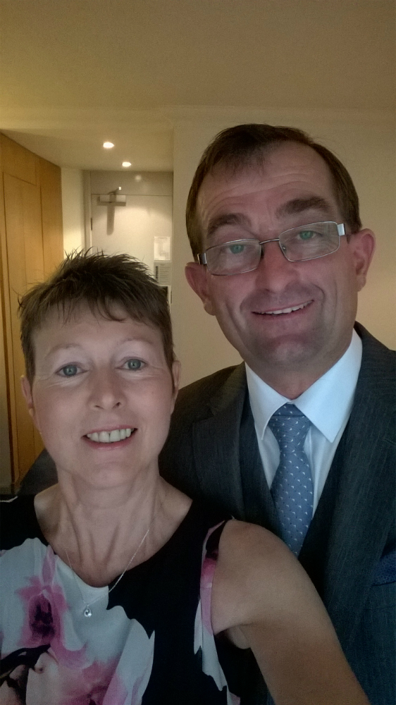 Grieving mum celebrates wedding with gifts for charity in memory of daughter lost to brain tumour