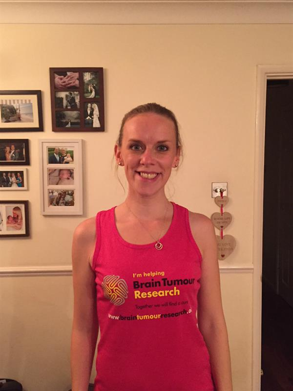 Four marathons in four days in memory of mum killed by brain tumour