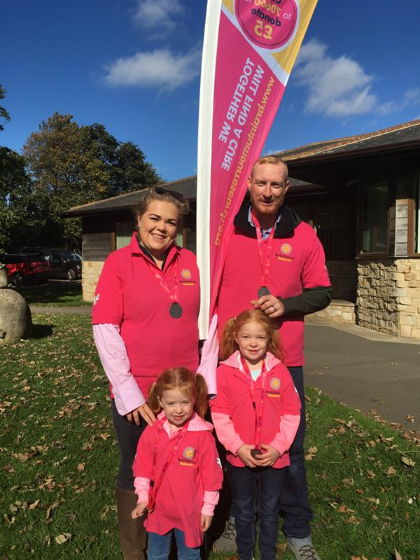 """Our star in the sky"" – Young sisters fundraise in memory of grandma"