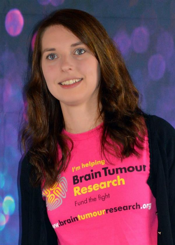 Care worker to use beauty queen title to raise awareness of brain tumours after her own diagnosis