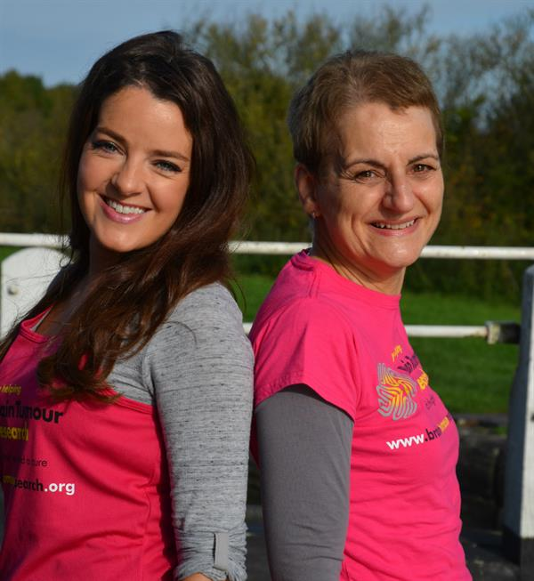 Brain tumour diagnosis inspires women's canal walk challenge - post event