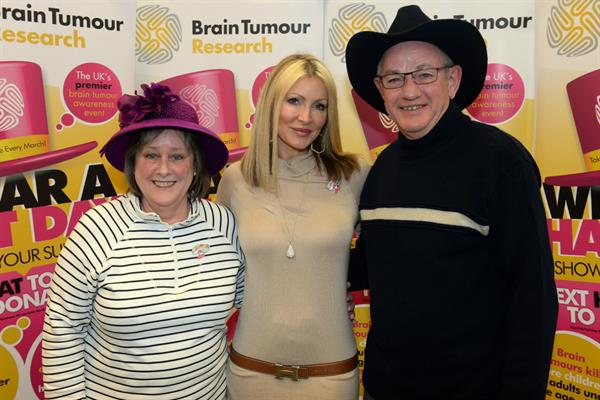 Buckingham families gets their hats on for Brain Tumour Research!