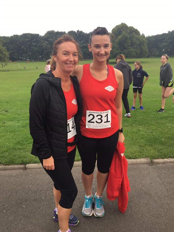 Mother and daughter take on Great North Run in pursuit of a brain tumour cure
