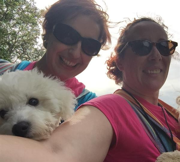 Rushden mums to take on Grand Union Canal Walk of Hope to help find a cure for brain tumours