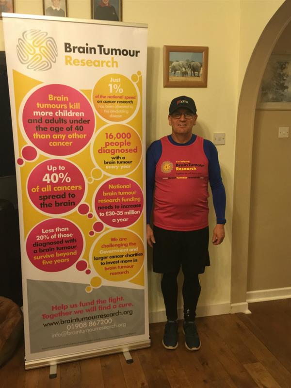 Torquay dad defies hip condition to take on Plymouth Half Marathon
