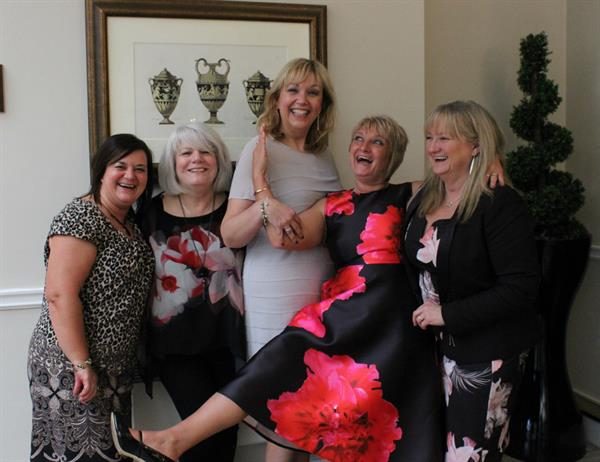 Lancashire Ladies who Lunch to support vital research into neglected cancer at UCLan, Preston