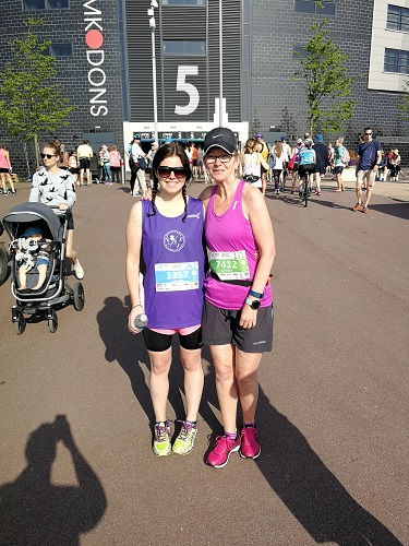 """I did it for Mum"" – daughter completes ultra-marathon in pursuit of brain tumour cure"