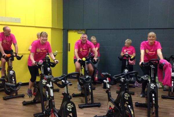 Ride for research into brain tumours