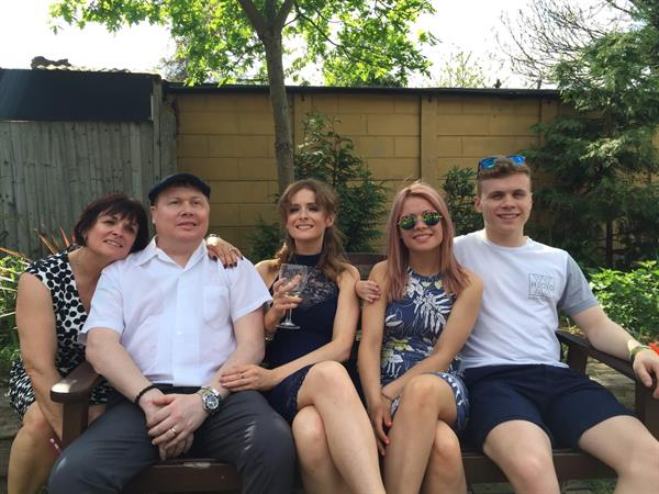 The Perrings' Christmas wish: family appeal  to find brain tumour cure