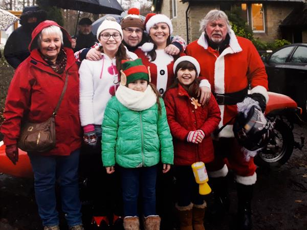 """Some good can come from pain"" – a Consett family's Christmas wish"