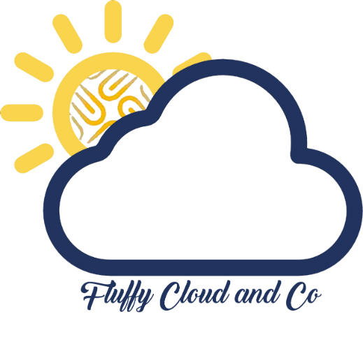 Fluffy Cloud and Co logo