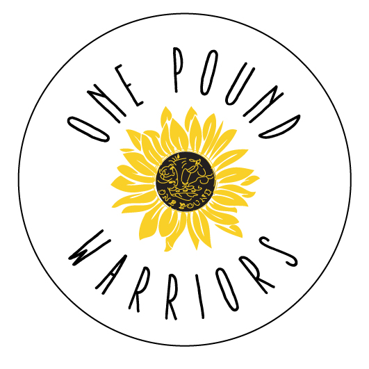 One Pound Warriors Fundraising Group for Brain Tumour Research