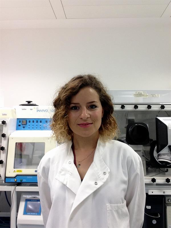 Two minutes with... Claire Vinel - Post Doctoral Research Fellow at Queen Mary University of London