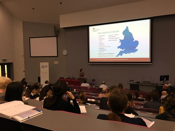 Our report on PHE Patient Data Conference - 20-21 June 2018