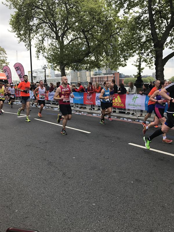 Luke Firmin – Top tips for the London Marathon