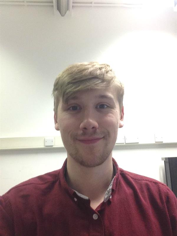 Two Minutes With... James Innes – PhD Student, UCL Institute of Neurology