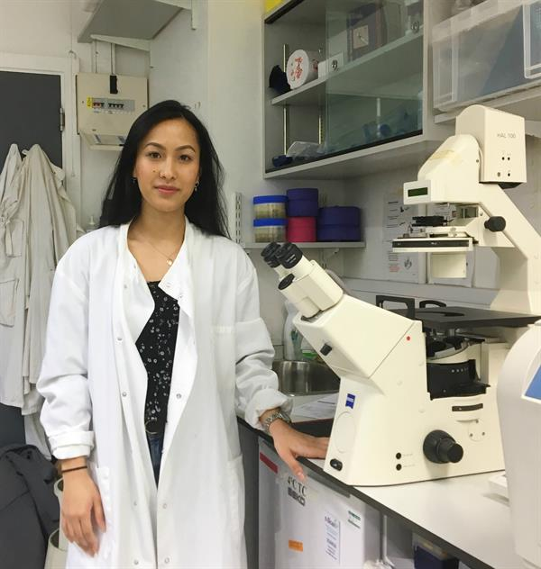 Two Minutes With... Sumana Shrestha - Researcher in translational neurology at University College London