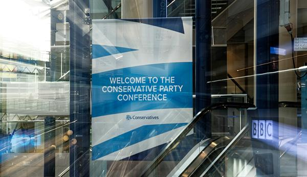 Conservative Conference 2017 Blog