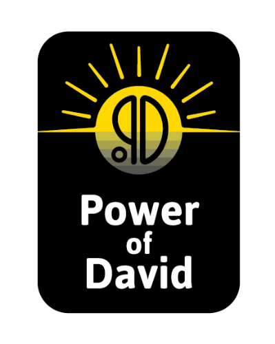 Power of David logo