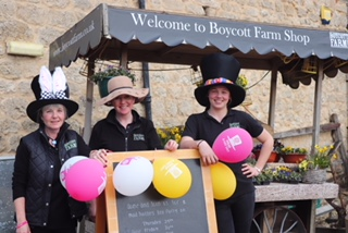 Get your Hat on and join the tea party for Brain Tumour Research!