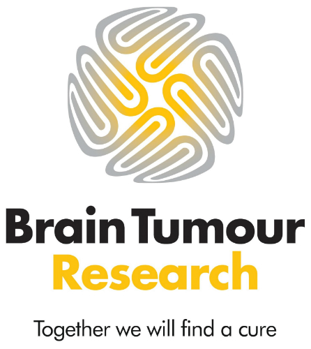 Brain Tumour Research logo centered