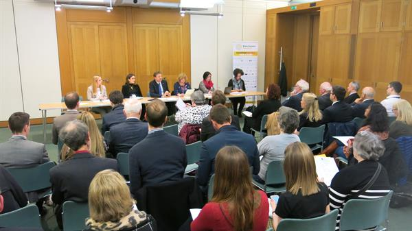 APPGBT hears about recent developments in brain tumour policy
