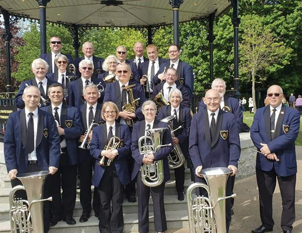 Charity Brass Band Concert