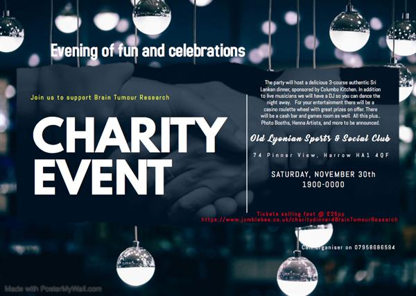 Charity Dinner and Dance