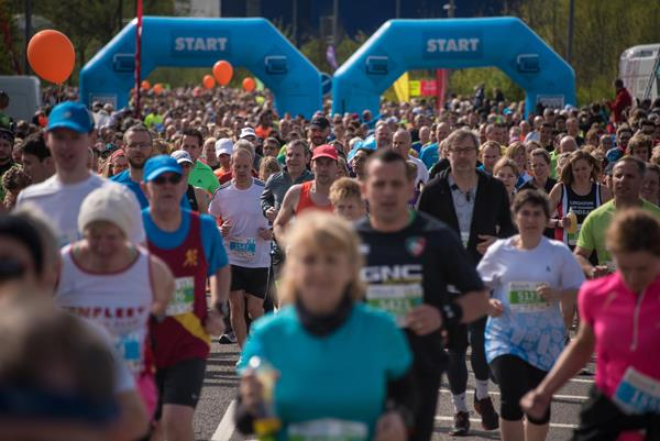 Milton Keynes Half and Full Marathon