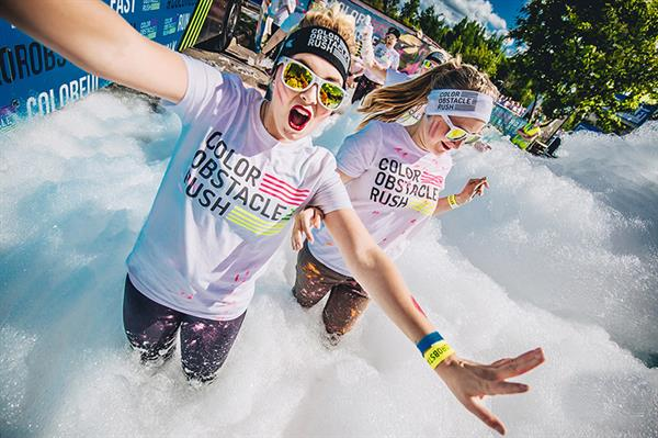 Color Obstacle Rush London