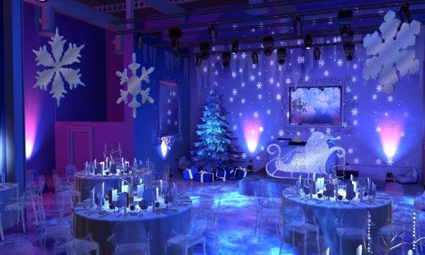Winter Wonderland Snow Ball