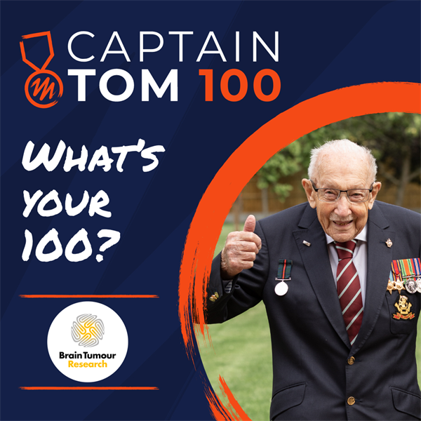 Help us continue Captain Sir Tom's fundraising legacy