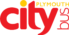 Plymouth City Bus logo