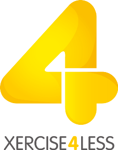 Xercise4Less logo