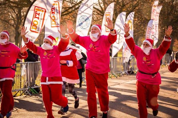 Do it for Charity Santa Run