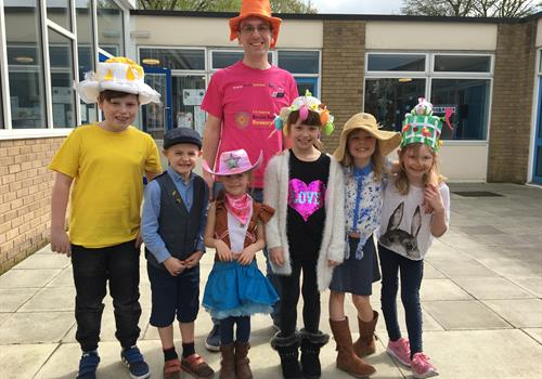Wear A Hat Day raises over £1,000,000