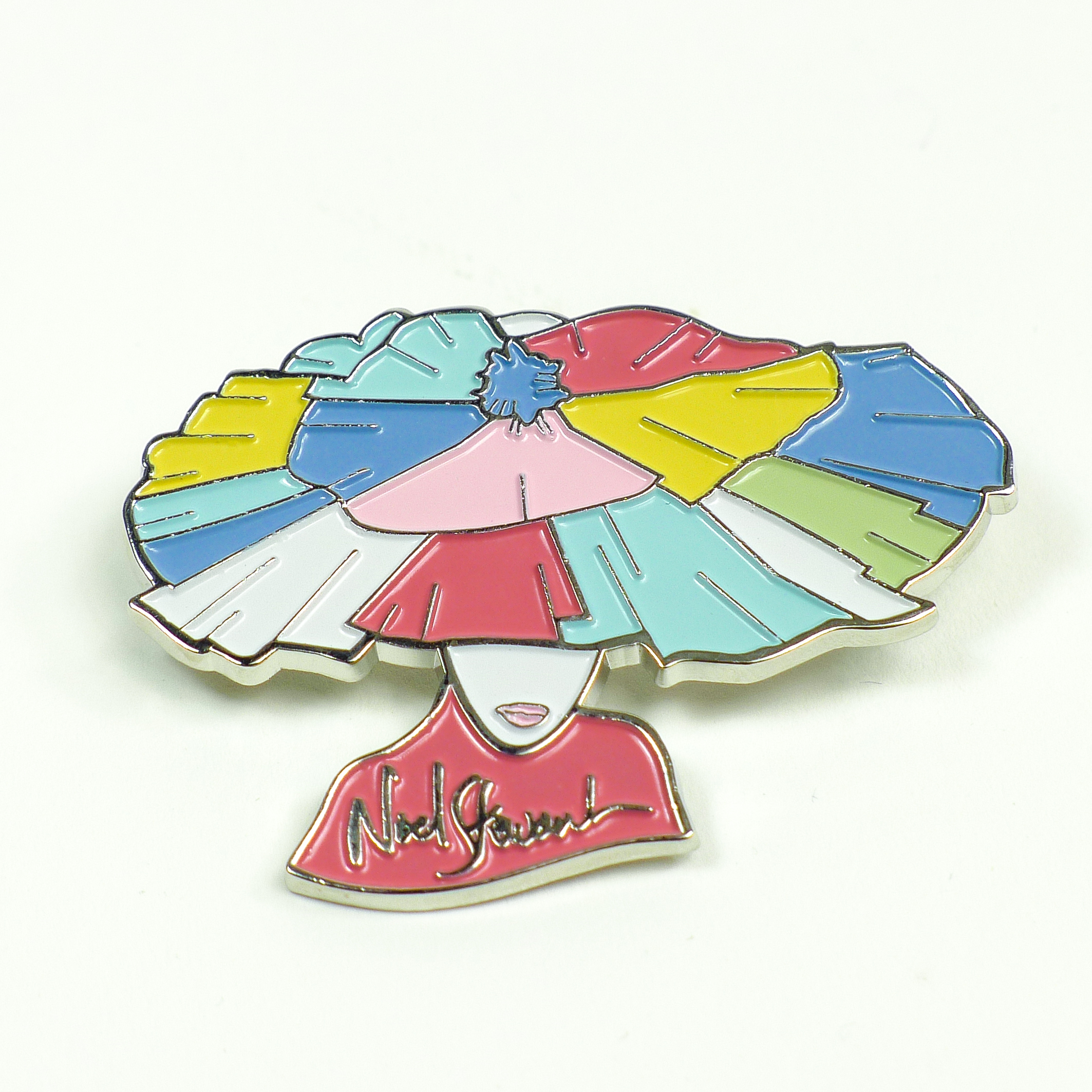 Noel Stewart Limited Edition Brooch