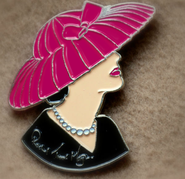 Rachel Trevor-Morgan Brooch