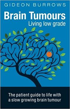 Brain Tumours - Living Low Grade Cover