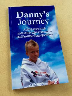 Danny's Journey front cover