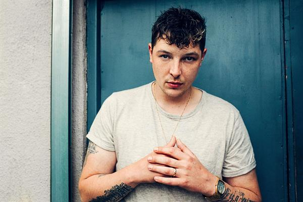 John Newman is back on the road