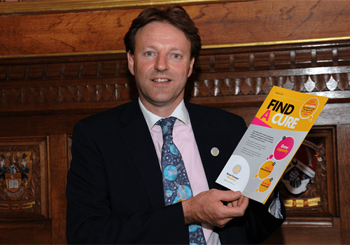 Chair of APPGBT calls for research funding